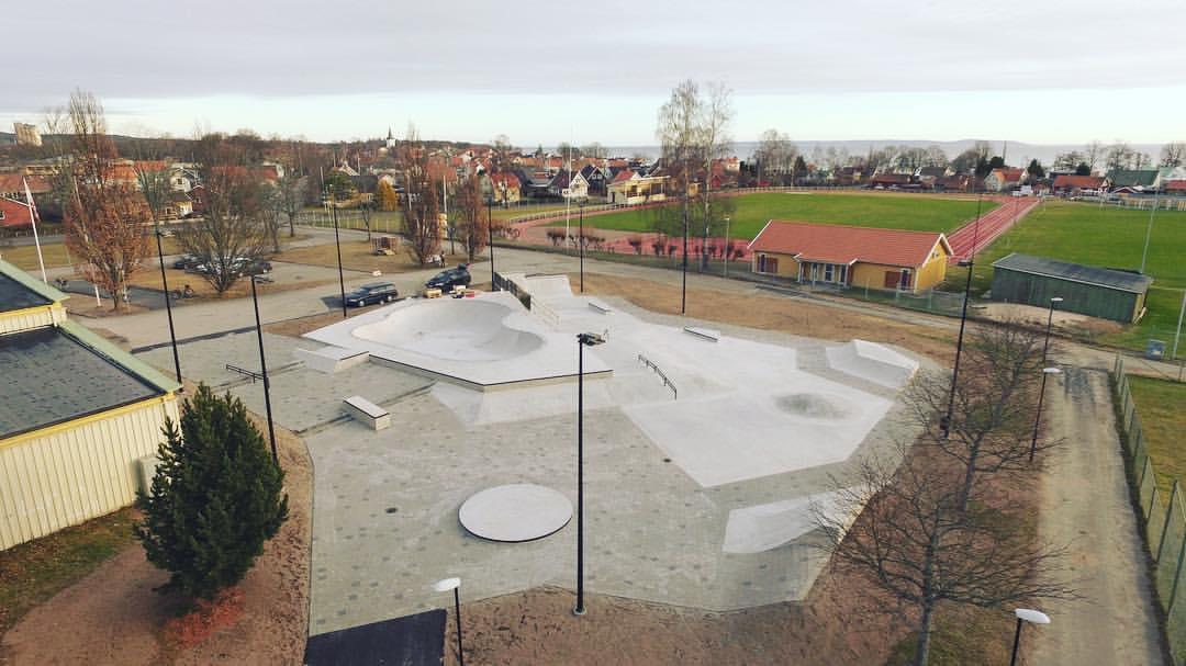 Hjo Skatepark